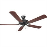 "Millbridge 52"" Ceiling Fan No Light, Oil Rubbed Bronze #154153"