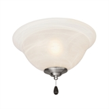 Ceiling Fan Light 3-Light Bowl