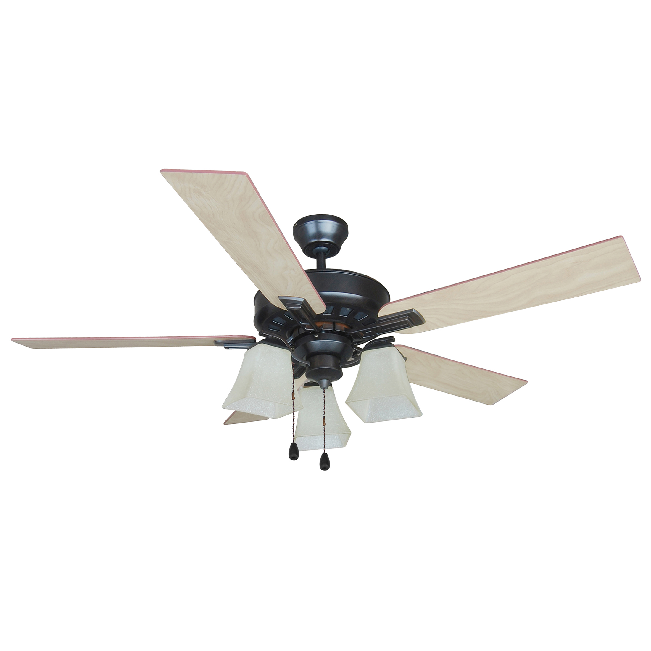 Torino 52 ceiling fan 154245 ceiling fans design house mozeypictures Choice Image