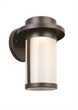 Longmont LED Outdoor Wall Light, Oil Rubbed Bronze #180331