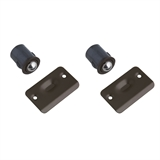 Drive In Ball Catch, 2-Pack, Oil Rubbed Bronze #181982