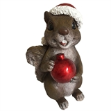 "6"" Squirrel Holding Ornament #317453"