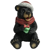 "17.3"" LED Bear Holding Ornament #318980"