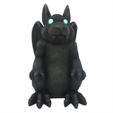 "18.1"" 1 Light LED Light-Up Gargoyle"