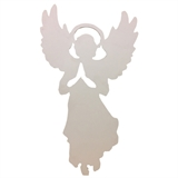 White Angel Silhouette 20x35.8 Lawn Decoration #319897