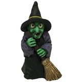 "3"" Witch Sweeping #323790"