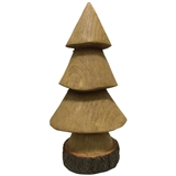 "19.2"" LED Wood Cut Tree #324350"