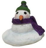 "4"" Melting Snowman Pokes #324483"