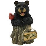 "11"" Welcome Bear #327965"