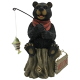 "25"" Gone Fishing Bear #328104"
