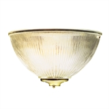 Millbridge 1-Light Wall Sconce, Polished Brass #506782