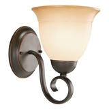 Cameron 1-Light Wall Mount, Oil Rubbed Bronze #512657