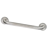 "Commercial Safety Grab Bar, 18""X1-1 2"