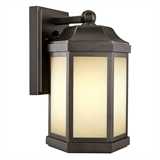 Bennett Outdoor Fluorescent Down Light