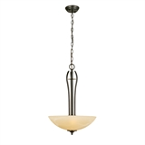 Trevie 3-Light Pendant