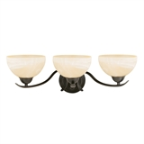 Trevie 3-Light Vanity Light