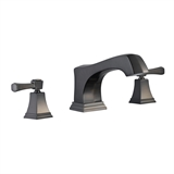 Torino Roman Tub No Sprayer, Brushed Bronze #522094