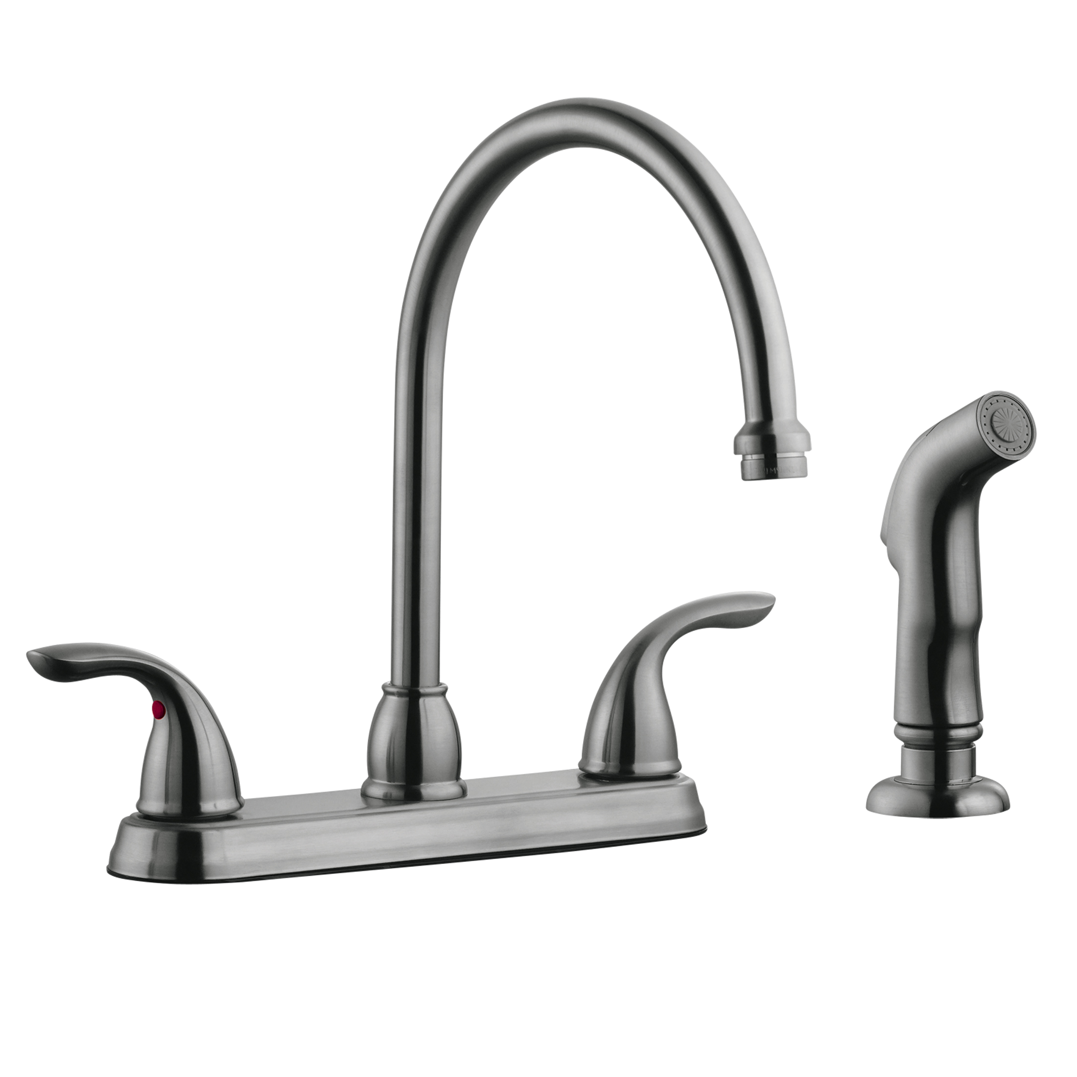 ashland high arch kitchen faucet 525089 plumbing design house. Black Bedroom Furniture Sets. Home Design Ideas