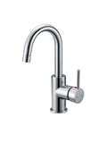 Eastport Single Handle Kitchen Faucet, Polished Chrome Finish #547562