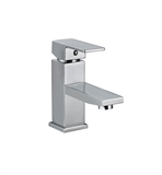 Design House Karsen Single Handle Bathroom Faucet, Polished Chrome Finish #547588