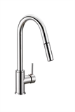 Eastport Pull-Down Kitchen Faucet, Polished Chrome #548297