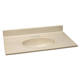 Cultured Marble 49X19 View Box Top