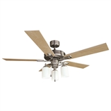 "Aubrey 52"" 3-Light Ceiling Fan"