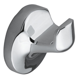 Alta Bay Robe Hook, Polished Chrome #558080