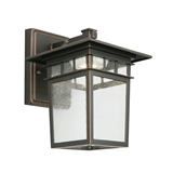 Dayton LED Outdoor Wall Light, Oil Rubbed Bronze #578401