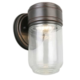 Harris LED Outdoor Wall Sconce, Oil Rubbed Bronze #578427