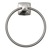 Perth Towel Ring, Satin Nickel #580829