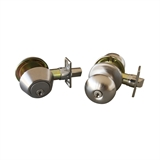 Canton Entry Combo Knob and Deadbolt