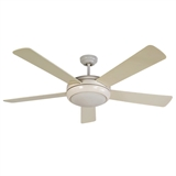 "Eastport Sol 52"" Fan, Black #830794"