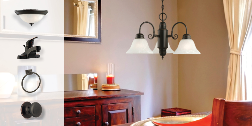 Millbridge Oil Rubbed Bronze Collection