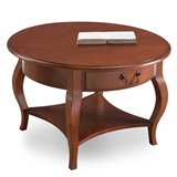 Coffee table Brown Cherry #10034-BR