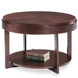 Round Condo/Apartment Coffee Table #10108-CH