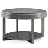 Round Condo/Apartment Coffee Table #10108-GR