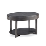 Oval Condo/Apartment Coffee Table #10109-GR