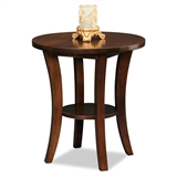 Boa Round Side Table #10302