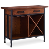 Ironcraft Mini-bar/Wine Stand #11240