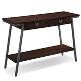 Empiria Two Drawer Sofa Console #11433