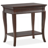 Luna Narrow Side Table #11605-CH