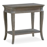 Luna Narrow Side Table #11605-GW