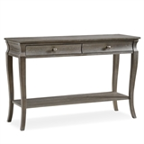 Luna Two Drawer Sofa Console #11633-GW