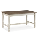 Toscana Two-tone Condo/Apartment Coffee Table #11703