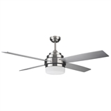 Cali 52 in. LED Brushed Nickel Ceiling Fan #157354