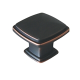 Park Avenue Cabinet Knob, Oil Rubbed Bronze #203984