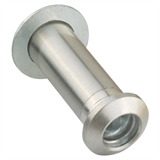 Satin Nickel Small Door Viewer #204818