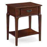 Status Nightstand with Drawer #22022