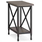 Chisel & Forge Narrow Side/Recliner Table #23005